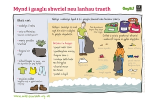 Litterpick welsh