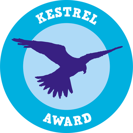 Kestrel award wildlife watch