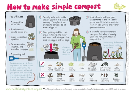 Compost simple